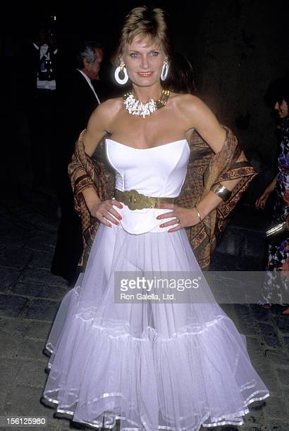 Actress Randi Brooks attends the 'A Night Under the Stars' Gala to Benefit the Muscular Dystrophy Association and the American Friends of the Dino...