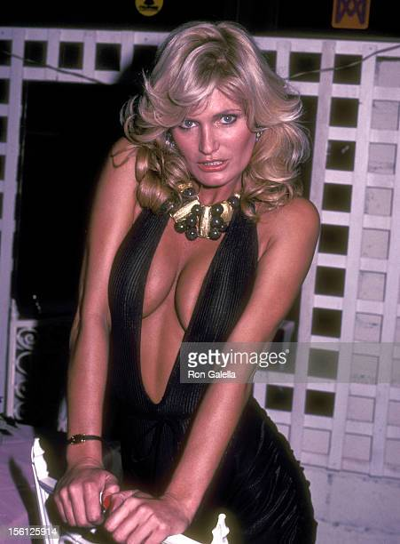 Actress Randi Brooks attends the Cast and Crew Party for the CBS Television Movie 'Murder Me Murder You' on February 11 1983 at Ma Maison in Los...