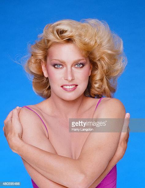 Actress Randi Oakes poses for a portrait in 1981 in Los Angeles California