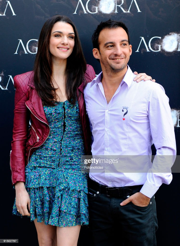 'Agora' Photocall in Madrid