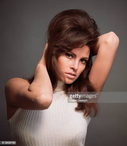 Actress Raquel Welch in 1968.