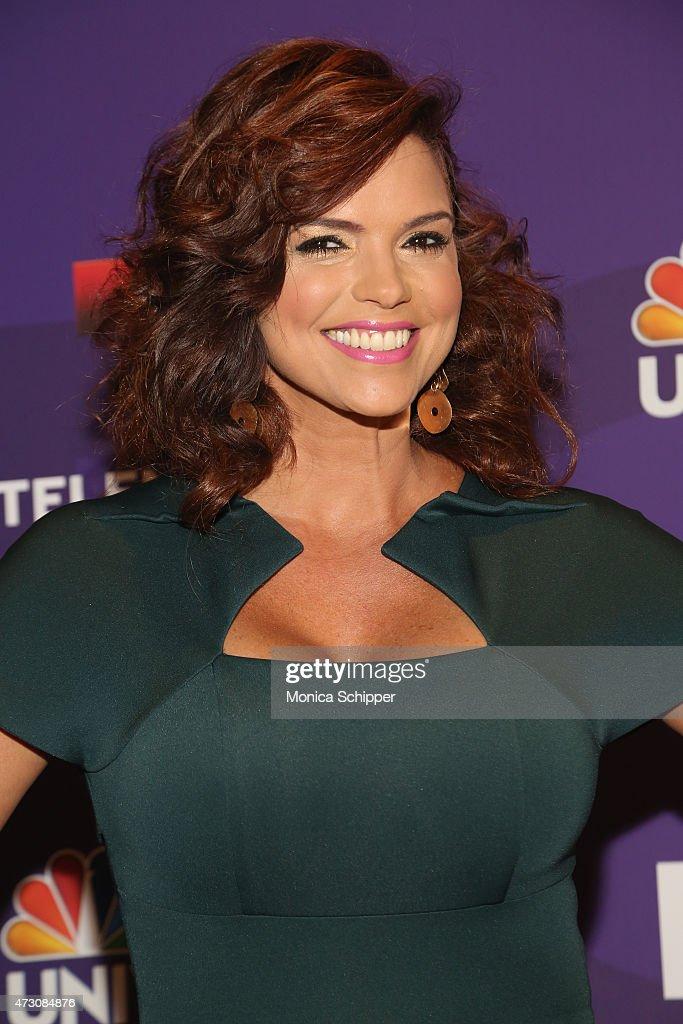 2015 Telemundo And NBC Universo Upfront : News Photo