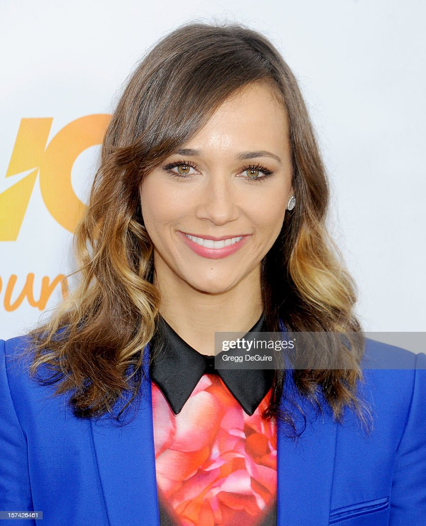Actress Rashida Jones arrives at The Trevor Project's 2012 'Trevor Live' event honoring Katy Perry at the Hollywood Palladium on December 2, 2012 in Hollywood, California.