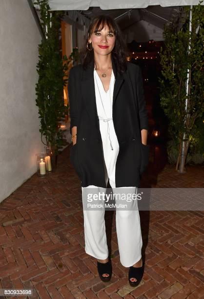 Actress Rashida Jones attends Apollo in the Hamptons at The Creeks on August 12 2017 in East Hampton New York