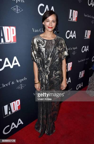 Actress Rashida Jones attends the 2017 Los Angeles Dance Project Gala on October 7 2017 in Los Angeles California