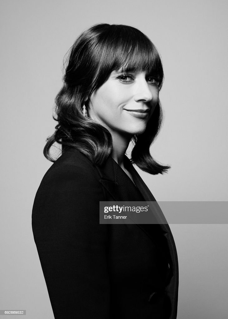 Actress Rashida Jones is photographed at the 76th Annual Peabody Awards at Cipriani Wall Street on May 20, 2017 in New York City.