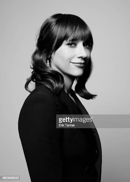 Actress Rashida Jones is photographed at the 76th Annual Peabody Awards at Cipriani Wall Street on May 20 2017 in New York City