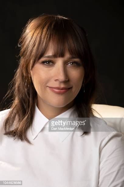 Actress Rashida Jones is photographed for USA Today on September 18, 2018 in Los Angeles, California.