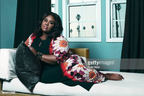 Actress Raven Goodwin is photographed in January 2015 in Los Angeles California