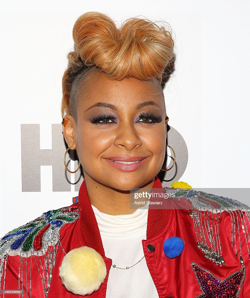 Actress Raven-Symone attends the 2015 Urbanworld Film Festival at AMC Empire 25 theater on September 25, 2015 in New York City.