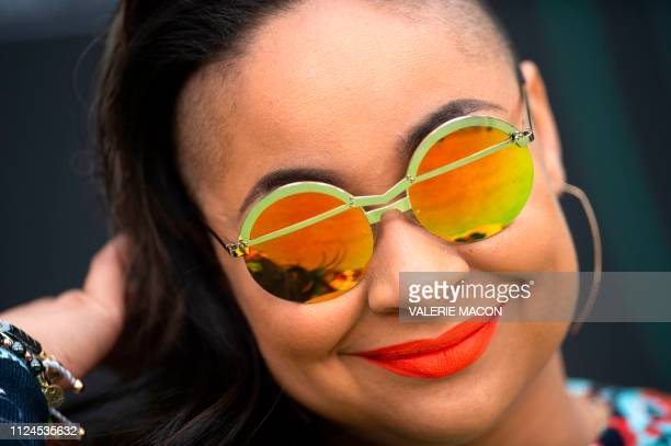 Actress RavenSymone attends the world premiere of Disney channel original movie 'Kim Possible' in North Hollywood California on February 12 2019