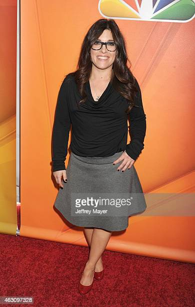Actress Rebecca Corry attends the NBCUniversal 2015 Press Tour at the Langham Huntington Hotel on January 16 2015 in Pasadena California