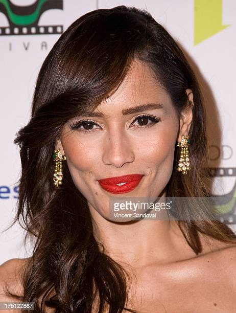 Actress Rebecca Da Costa attends the 5th annual Hollywood Brazilian Film Festival at the Egyptian Theatre on July 31 2013 in Hollywood California