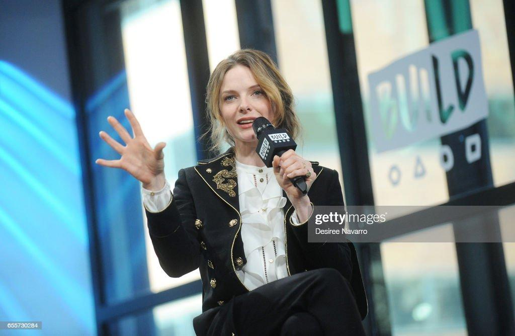 "Build Series Presents Rebecca Ferguson Discussing ""Life"""