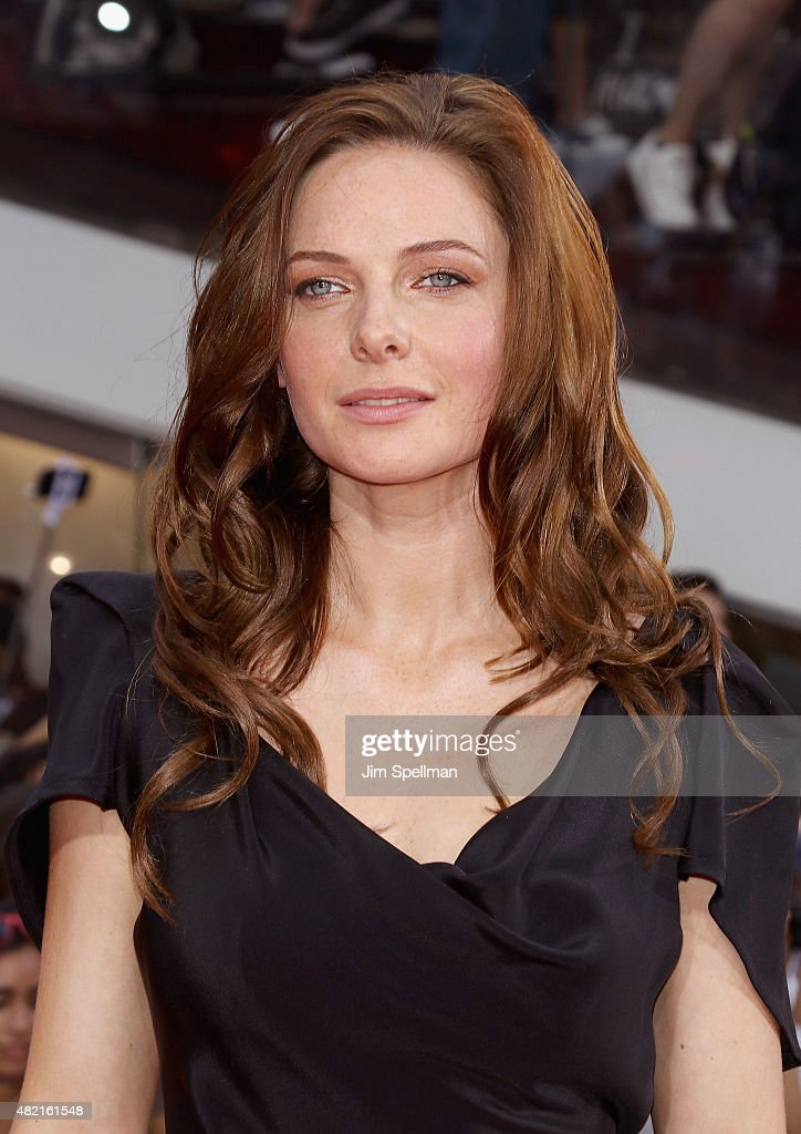 """Actress Rebecca Ferguson attends the """"Mission Impossible ..."""