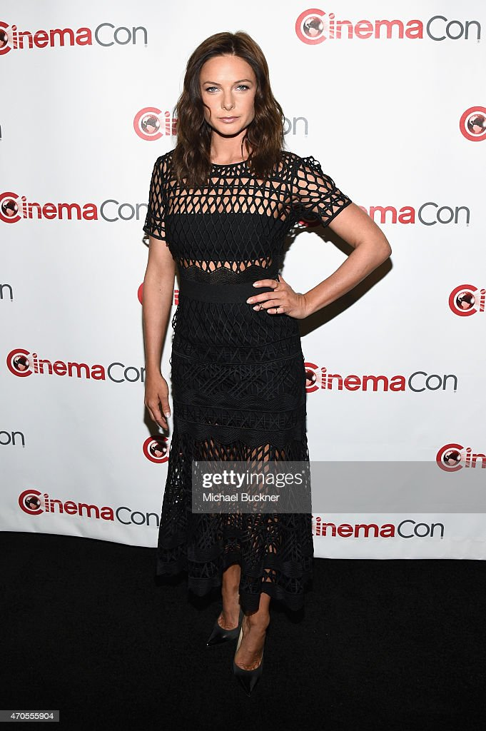 Actress Rebecca Ferguson attends The State of the Industry ...