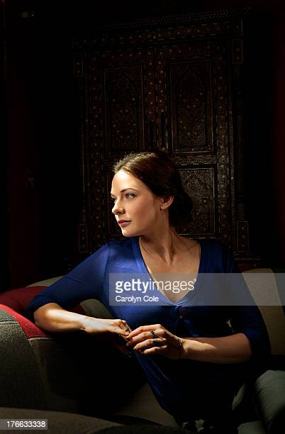 Actress Rebecca Ferguson is photographed for Los Angeles Times on June 10 2013 in New York City PUBLISHED IMAGE CREDIT MUST BE Carolyn Cole/Los...