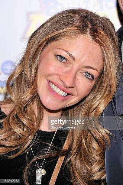 Actress Rebecca Gayheart attends Ringling Bros And Barnum Bailey Present Built To Amaze on March 21 2013 in New York City
