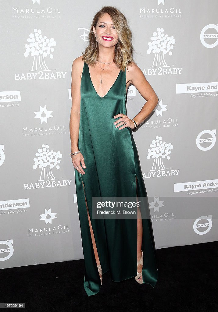 Actress Rebecca Gayheart attends the 2015 Baby2Baby Gala at 3LABS on November 14, 2015 in Culver City, California.