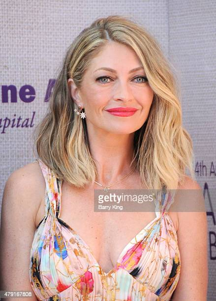 Actress Rebecca GayheartDane attends the 14th annual Chrysalis Butterfly Ball sponsored by Audi Kayne Anderson Lauren B Beauty and Z Gallerie on June...