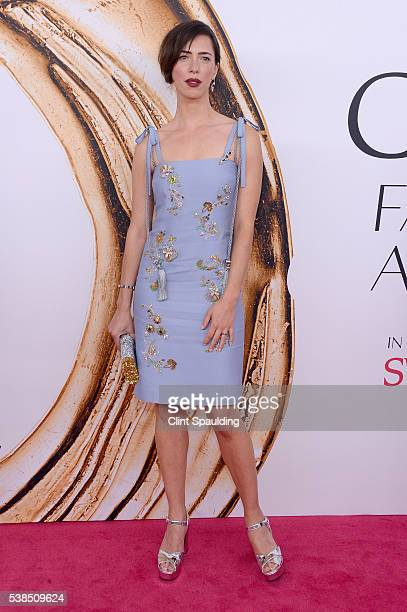 Actress Rebecca Hall attends the 2016 CFDA Fashion Awards at the Hammerstein Ballroom on June 6 2016 in New York City