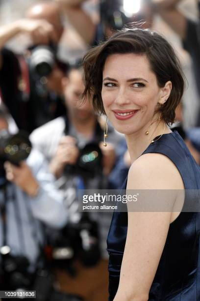 Actress Rebecca Hall attends the photocall of 'The BFG' during the 69th Annual Cannes Film Festival at Palais des Festivals in Cannes, France, on 14...