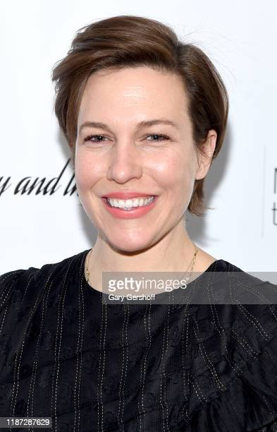 """Actress Rebecca Henderson attends the """"Mickey and the Bear"""" New York Premiere at Mondrian New York on November 12, 2019 in New York City."""