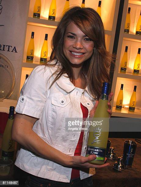 Actress Rebecca Herbst attends the Backstage Creations celebrity retreat held during the 43rd Academy of Country Music Awards at the MGM Grand Garden...