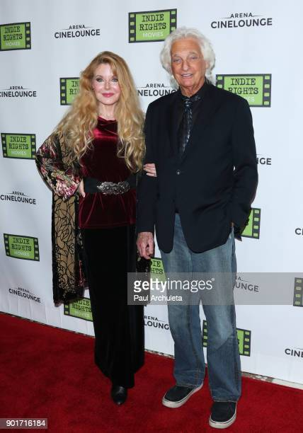 Actress Rebecca Holden attends the premiere of Surge Of Power The Stuff Of Heroes at Arena Cinelounge on January 5 2018 in Hollywood California