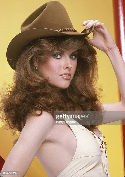 Actress Rebecca Holden poses for a portrait in 1982 in Los Angeles California