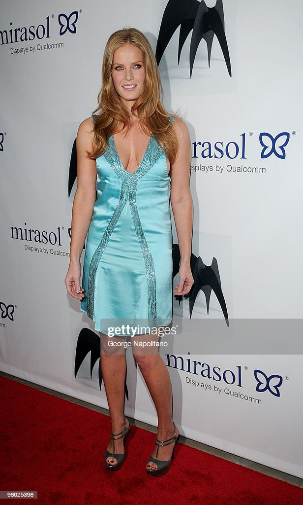 Actress Rebecca Mader attends the 45th Annual National Magazine Awards at Alice Tully Hall, Lincoln Center on April 22, 2010 in New York City.