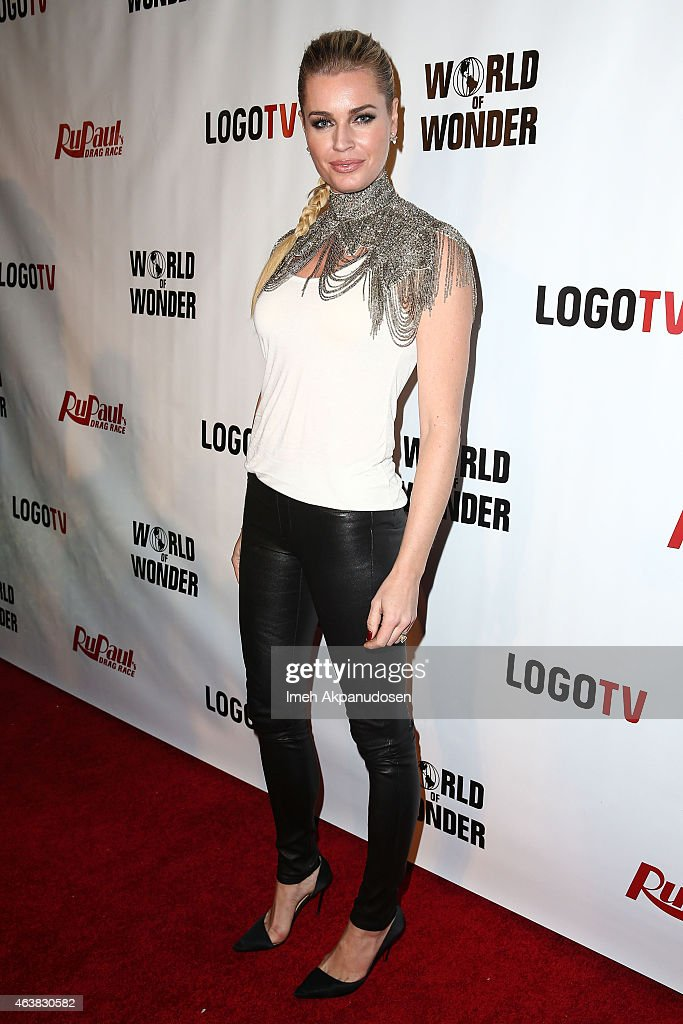 "Premiere Of Logo TV's ""RuPaul's Drag Race"" Season 7 -  Red Carpet"