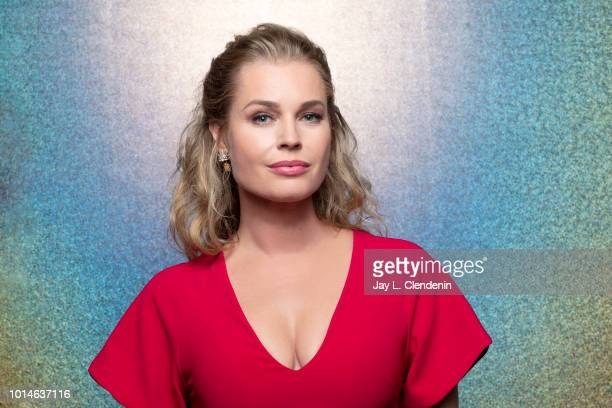 Actress Rebecca Romijn from'Death of Superman' is photographed for Los Angeles Times on July 20 2018 in San Diego California PUBLISHED IMAGE CREDIT...
