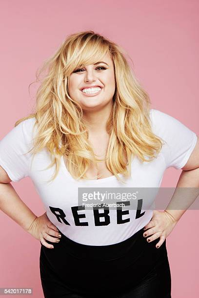 Actress Rebel Wilson is photographed for Cosmopolitan UK on October 29 2015 in Los Angeles California
