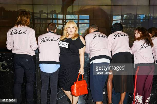 Actress Rebel Wilson is photographed for People Style Watch Magazine on July 3, 2017 at the People Style Watch offices in New York City.