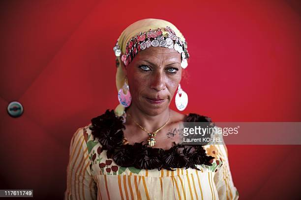 Actress Reda Ibrahim pictured in Festival of Cannes in France on May 19 2011