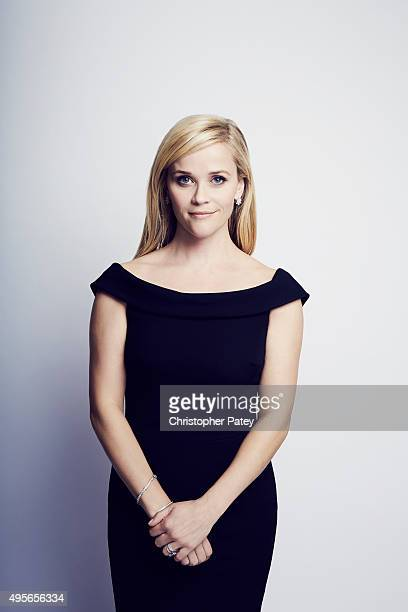 Actress Reece Witherspoon poses for a portrait during the 29th American Cinematheque Award where she was honored at the Hyatt Regency Century Plaza...