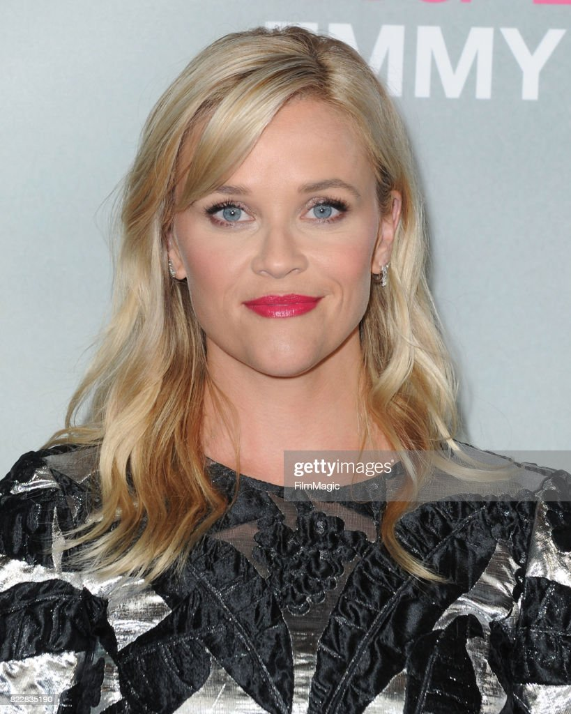 Actress Reese Witherspoon arrives at HBO 'Big Little Lies' FYC at DGA Theater on July 25, 2017 in Los Angeles, California.
