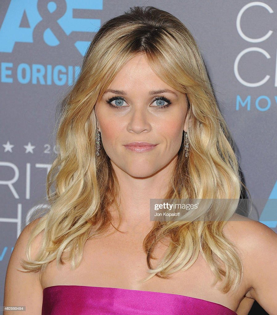 Actress Reese Witherspoon arrives at the 20th Annual Critics' Choice Movie Awards at Hollywood Palladium on January 15, 2015 in Los Angeles, California.