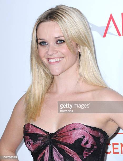 Actress Reese Witherspoon arrives at the Los Angeles Premiere How Do You Know at Regency Village Theatre on December 13 2010 in Westwood California