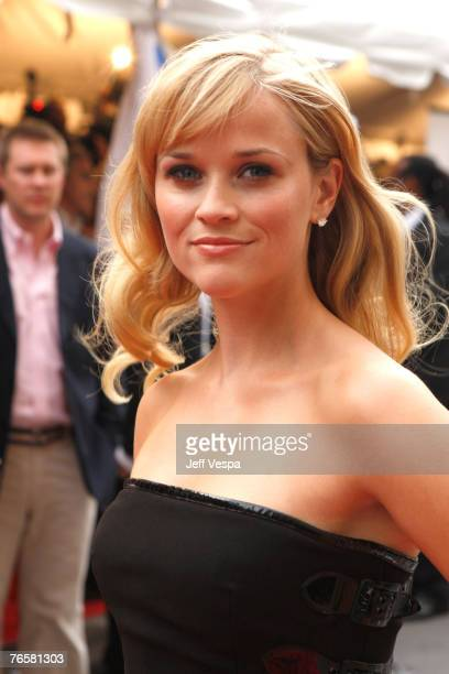 Actress Reese Witherspoon arrives to the 32nd Annual Toronto International Film Festival Rendition Premiere at Roy Thompson Hall on September 7 2007...