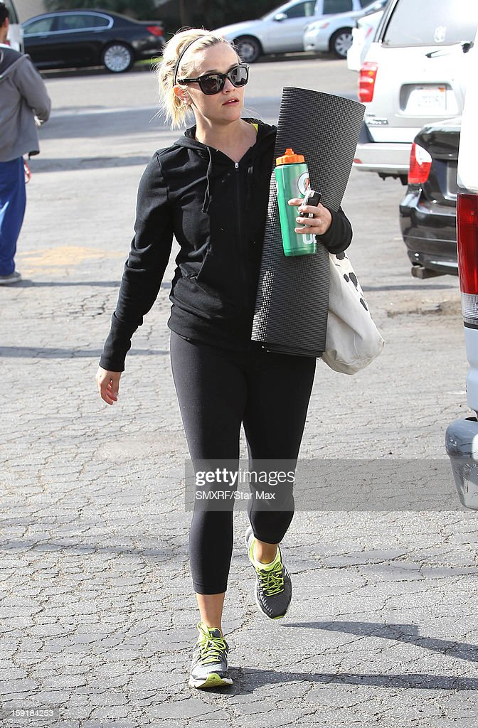 Actress Reese Witherspoon as seen on January 9, 2013 in Los Angeles, California.