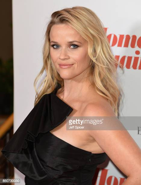 Actress Reese Witherspoon attending the 'Home Again' special screening at The Washington Mayfair Hotel on September 21 2017 in London England