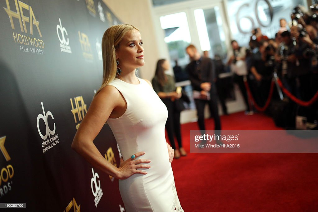 Actress Reese Witherspoon attends the 19th Annual Hollywood Film Awards at The Beverly Hilton Hotel on November 1, 2015 in Beverly Hills, California.