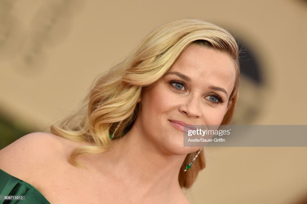 Actress Reese Witherspoon attends the 24th Annual Screen Actors Guild Awards at The Shrine Auditorium on January 21, 2018 in Los Angeles, California.