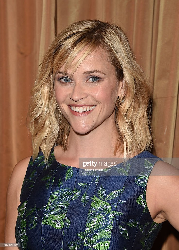 Actress Reese Witherspoon attends the Colleagues' 26th Annual Spring Luncheon at the Beverly Wilshire Four Seasons Hotel on April 29, 2014 in Beverly Hills, California.
