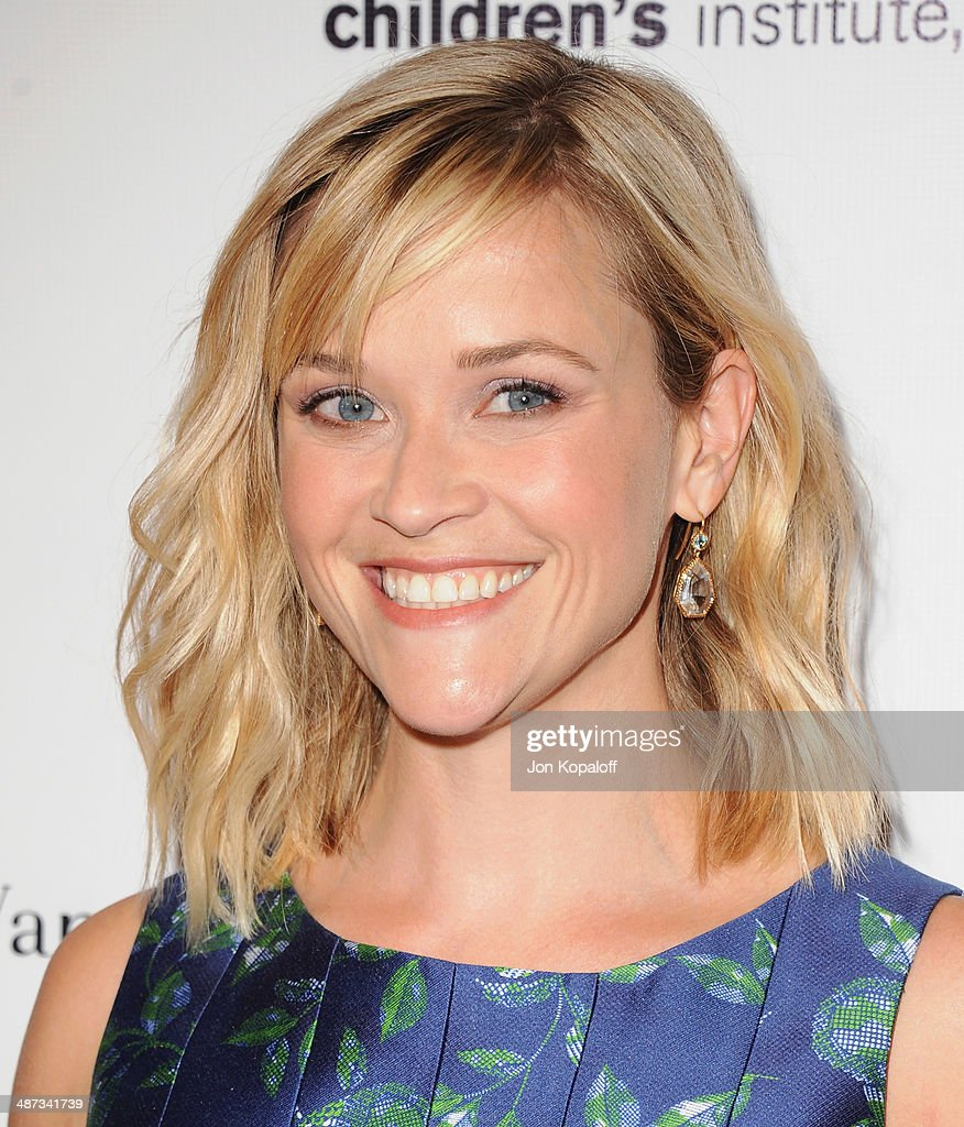 Actress Reese Witherspoon attends The Colleagues' 26th Annual Spring Luncheon at Regent Beverly Wilshire Hotel on April 29, 2014 in Beverly Hills, California.
