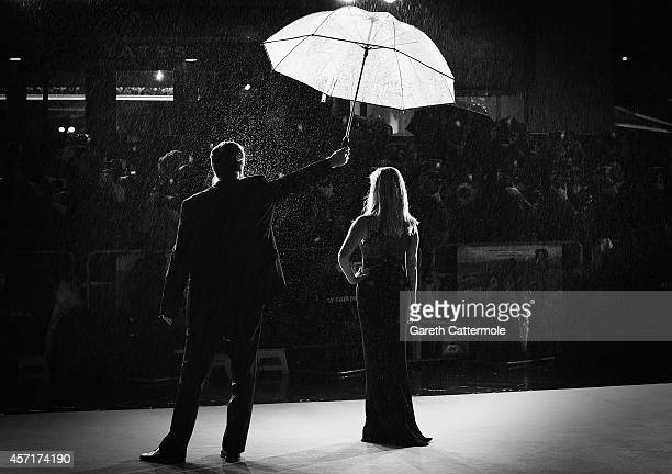 Actress Reese Witherspoon attends The May Fair Hotel Gala VIP arrivals of 'Wild' during the 58th BFI London Film Festival at Odeon Leicester Square...
