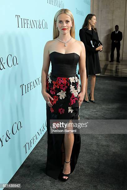 66d7f601133c Actress Reese Witherspoon attends the Tiffany Co Blue Book Gala at The  Cunard Building on April