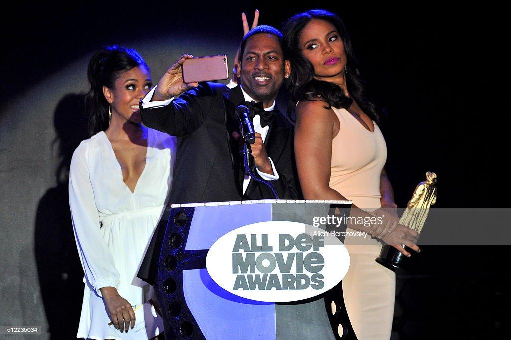 All Def Movie Awards - Inside : News Photo